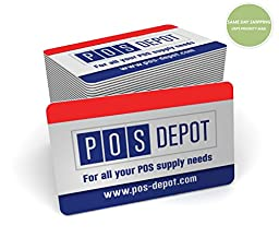 Aldelo POS Server Swipe Employee Access ID Cards - 25 Pack - We Have The Lowest Card Prices On Amazon!