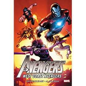 "Avengers: West Coast Avengers Omnibus (Hardcover) By Roger Stern          Buy new: $66.04 35 used and new from $37.00     Customer Rating:       First tagged ""superhero"" by M. Nastos ""Mat Nastos, Super Genius"""