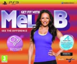 Get Fit with Mel B plus Resistance Band (PS3)