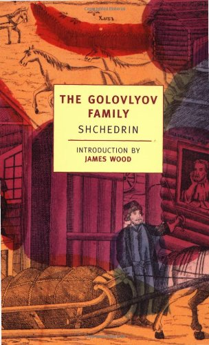 The Golovlyov Family (New York Review Books Classics), 2001