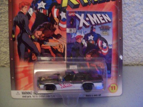 Johnny Lightning Marvel Comics X-Men Crown Victoria - 1
