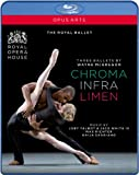 McGregor: Triple Bill (Chroma/ Infra/ Limen) [Blu-ray] [2011]