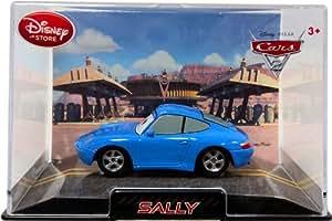 Disney / Pixar CARS 2 Movie Exclusive 148 Die Cast Car In Plastic Case Sally
