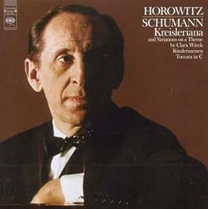 Schumann: Kreisleriana, Wieck-Variationen, Kinderszenen