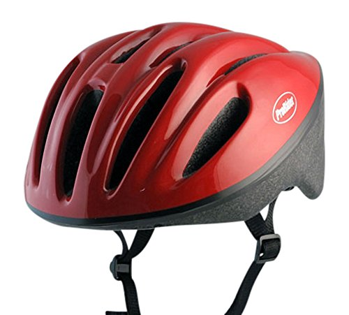 Classic-Bike-Helmet-with-Black-Foam-Includes-Bonus-Weatherproof-Vinyl-Permanent-Adhesive-Reflector-Sticker-Different-Colors-and-Sizes-Available