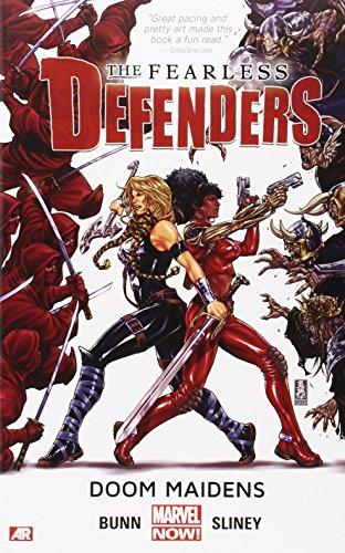 Fearless Defenders 01 Doom Maidens Now