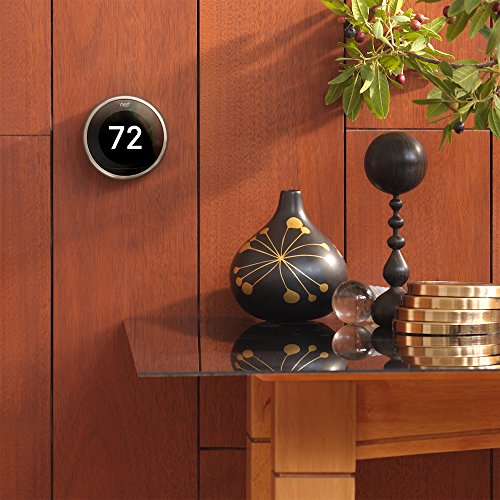 Nest Learning Thermostat, 3rd Generation, Works