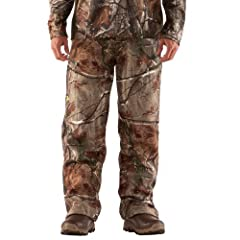 Under Armour Mens The Rut Scent Control Pant by Under Armour