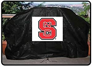 Buy NCAA North Carolina State Wolfpack 68-Inch Grill Cover by Seasonal Designs