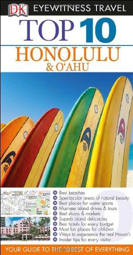 Top 10 Honolulu & Oahu (Eyewitness Top 10 Travel Guide) front-384646