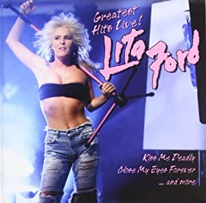 Lita Ford-Greatest Hits Live!