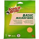 Scotch-Brite Microfibre pour Multi-usage Orange 30x32 cm