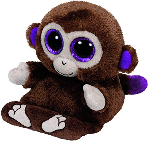 Ty Peek A Boo Phone Holder Chimps Monkey - 1