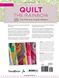 Download Quilt With Tula And Angela: A Start-to-Finish Guide to Piecing and Quilting using Color and Shape