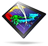 Lenovo TAB2 A10-30 25,65 cm (10,1 Zoll HD IPS) Media Tablet (QC APQ8009 Quad-Core Prozessor, 1,3GHz, 2GB RAM, 16GB eMMC, 2MP +  5MP Kamera, Touchscreen, Dolby Atmos Sound, Android 5.1) midnight blau