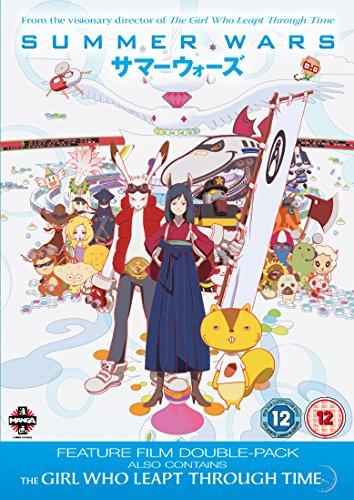 サマーウォーズ / 時をかける少女 ダブルパック DVD-BOX  [DVD] [PAL] [Import]