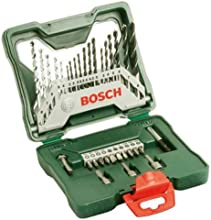 Comprar Bosch 2 607 019 325 - Brocas, X-Line de 33 unidades - 172 x 172 x 44