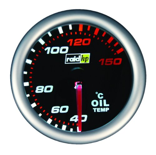 660242 Zusatzinstrument Öltemperaturanzeige Night Flight
