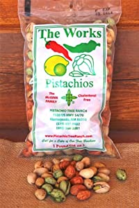 1 lb. bag The Works Pistachios by McGinn Enterprises, Inc.