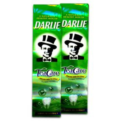 Darlie Toothpaste Tea Care Green Tea Extract 160 G X 2 Tube