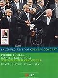 Festival De Salzbourg 2008 : Concert D'Ouverture Oeuvres De Bartok, Ravel & Stravinsky