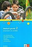 deutsch.punkt 2. Arbeitheft für das 6. Schuljahr mit CD-ROM (3123139956) by Avedon, Richard