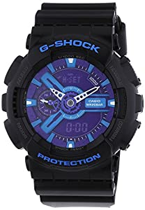 Casio Herren-Armbanduhr XL G-Shock Style Series Chronograph Quarz Resin GA-110HC-1AER