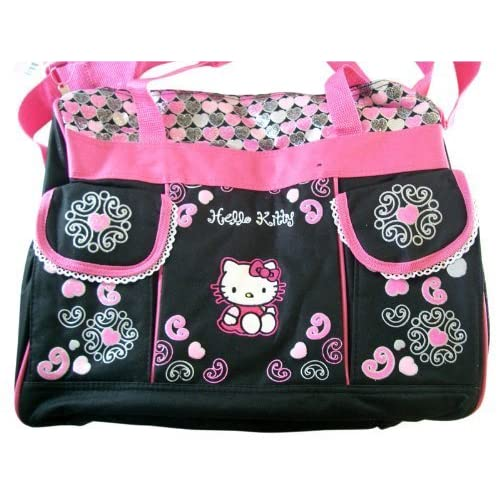 sanrio hello kitty diaper bag kitty baby bag diaper tote bags baby. Black Bedroom Furniture Sets. Home Design Ideas