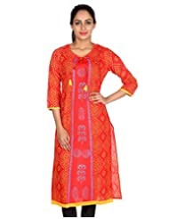 Rajrang Partywear Kurta Tunics Long Kurti Top Size M - B00RVJHR86
