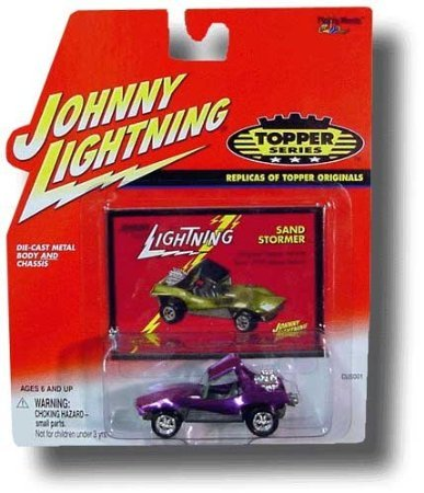 Johnny Lightning Sand Stormer - 1