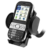 Unviersal Car Windshield Mount Holder for Palm Centro 690 Smartphone By Ikross