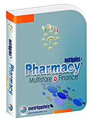 Multi Store Pharmacy Management System Plus software system , pharmacy software , drug store software , druggist software