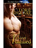 Vision Fulfilled (Leopard Visions, Book Two)