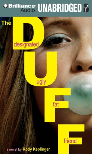 The DUFF: Designated Ugly Fat Friend: Kody Keplinger, Ellen Grafton: 9781469232089: Amazon.com: Books
