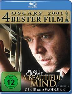 A Beautiful Mind - Genie und Wahnsinn [Blu-ray]