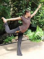 Embroidered Nataraja Pants for Yoga and Dance