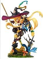 魔女と百騎兵 沼の魔女 メタリカ 1/8スケール PVC製 塗装済み完成品フィギュア