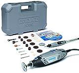 : DREMEL Hobby 3000-1/25 Multiutensile a Filo (130 Watt), 1 Complemento, 25 Accessori