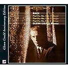 Bach: Partitas, BWV 828-830, Volume 2 (Glenn Gould - The Anniversary Edition)
