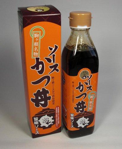 ヤマツル 「ソースかつ丼 旨味ソース」 (350g)