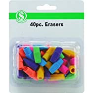 dib GS 10186 Cap Erasers - Smart Savers Pack of 12