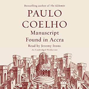 Manuscript Found in Accra | [Paulo Coelho, Margaret Jull Costa (translator)]