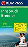 Innsbruck, Brenner: Wandern / Rad / Skitouren. Mit Panorama. GPS-genau. 1:50.000 Picture