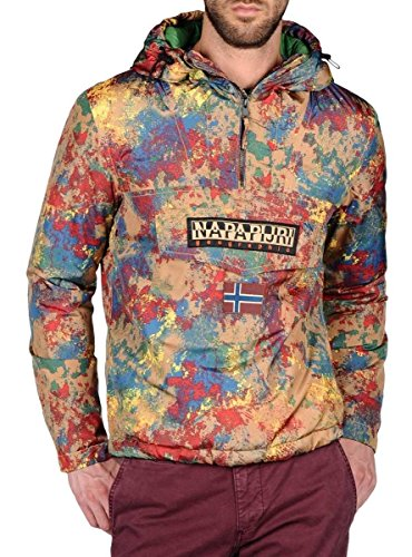Napapijri Rainforest Fancy Fantasy M Multicolore