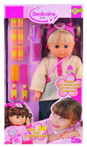 dimian-bambolina-bella-muneca-con-accesorios-para-el-pelo-color-rosa-y-blanco-claudio-reig-bd327
