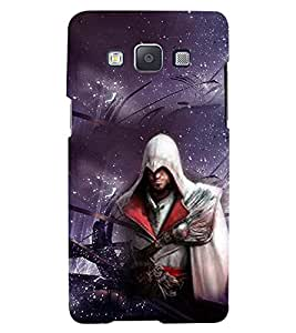 PRINTSWAG WARRIOR Designer Back Cover Case for SAMSUNG GALAXY A5