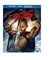 300: Rise of an Empire (Blu-ray + DVD + Digital HD UltraViolet Combo Pack) by Warner Home Video