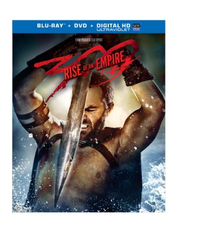 300: Rise of an Empire (Blu-ray + DVD ) ][Import] 2014