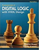 img - for Fundamentals of Digital Logic with VHDL Design with CD-ROM book / textbook / text book