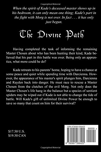 The Divine Path: Volume 2 (The Divine Series)